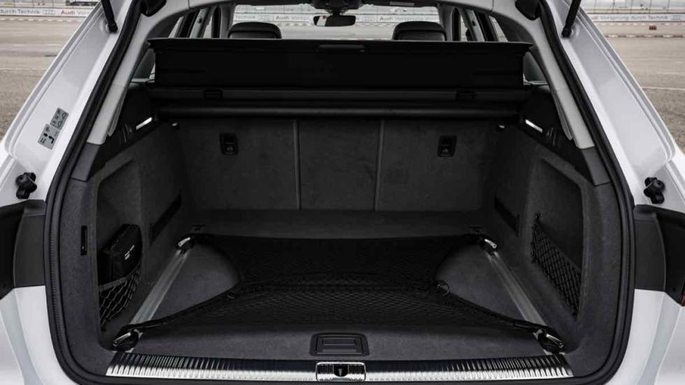 Audi A4 allroad 2016 maletero