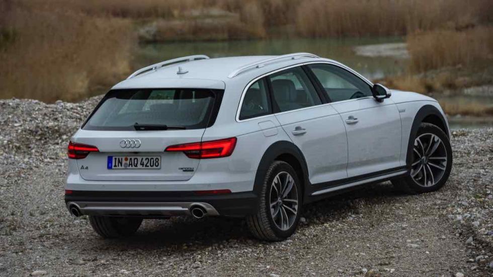 Audi A4 allroad 2016 porton