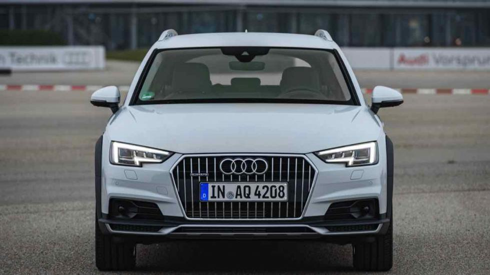 Audi A4 allroad 2016 frontal