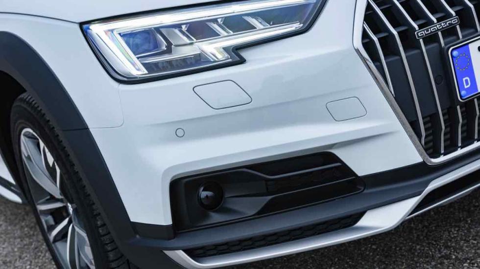 Audi A4 allroad 2016 faro