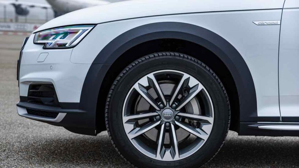 Audi A4 allroad 2016 altura libre al suelo