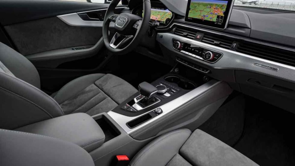 Audi A4 allroad 2016 interior