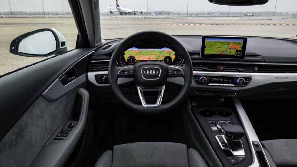 Audi A4 allroad 2016 salpicadero