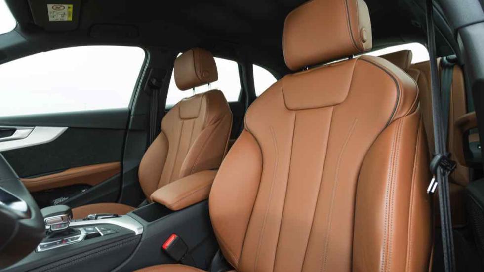 Audi A4 allroad 2016 asientos