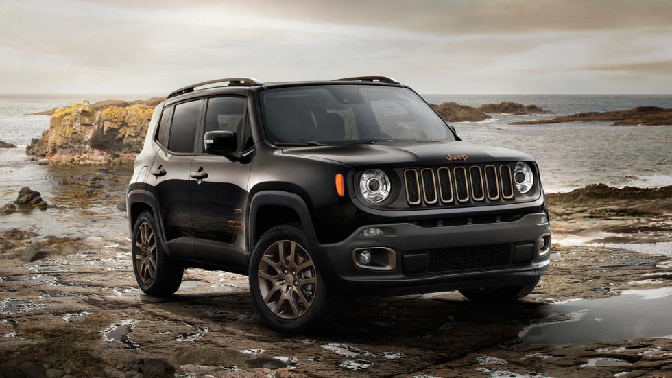 Jeep Renegade 75 Aniversario