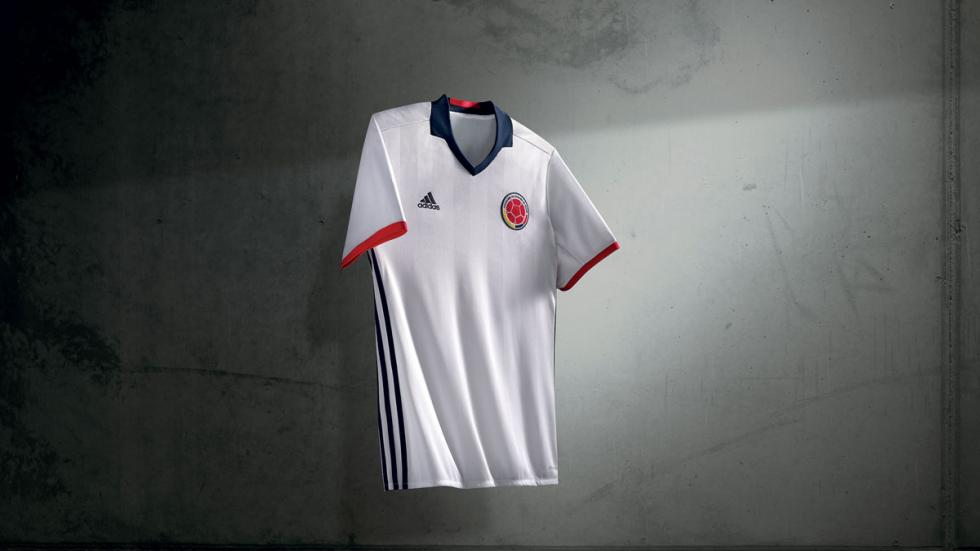 La nueva camiseta edición especial de la Selección Colombiana