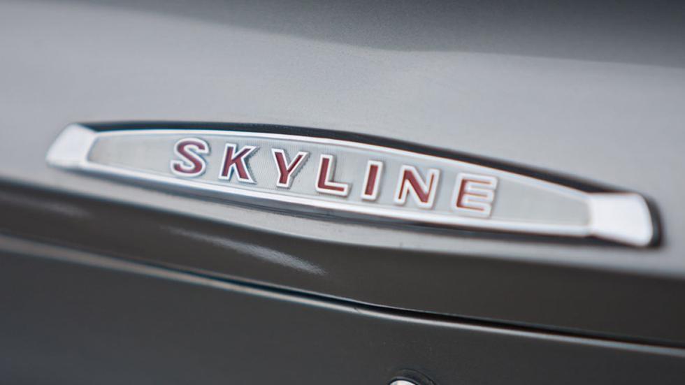 Nissan Skyline logo