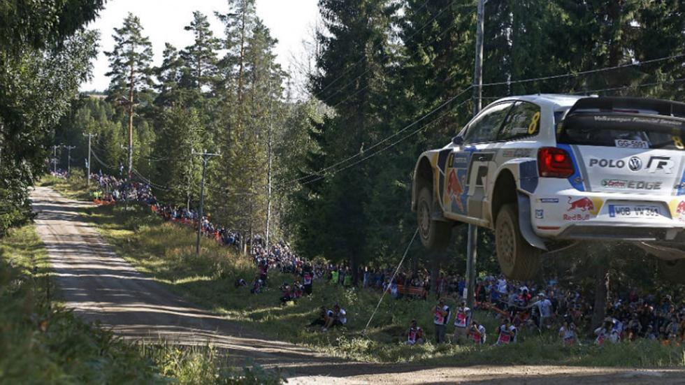 saltos en Finlandia
