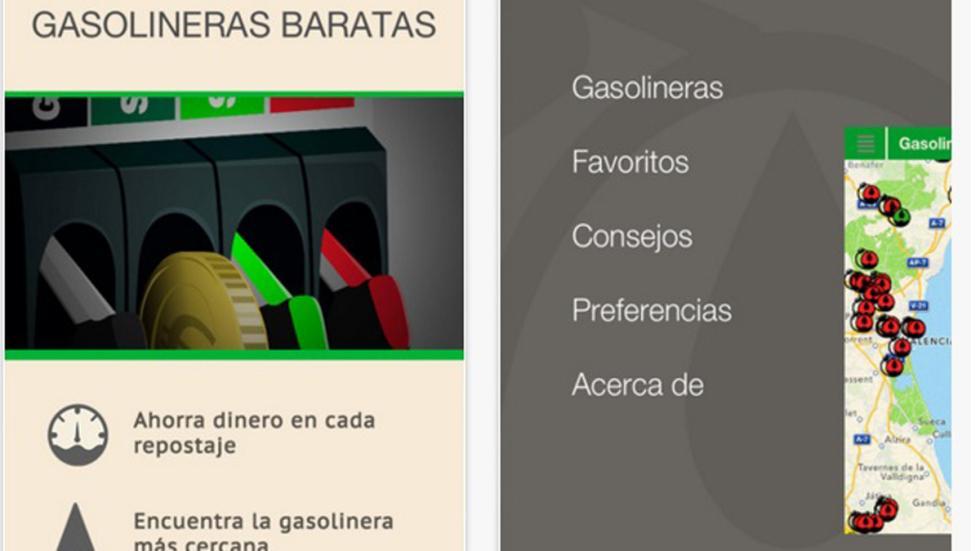 gasolineras baratas descuentos