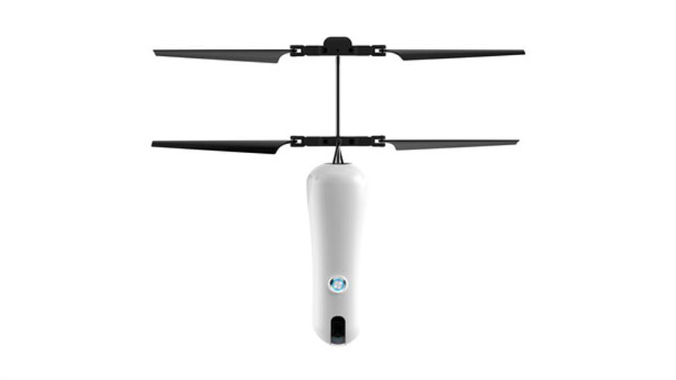 roam-e primer dron reconocer caras