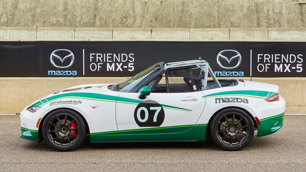 mazda Friends of MX-5