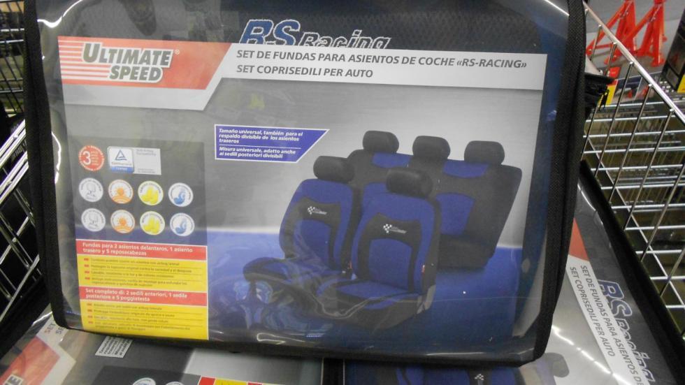 Ofertas de lidl para coche oportunidad o enga o for Fundas asientos 4x4