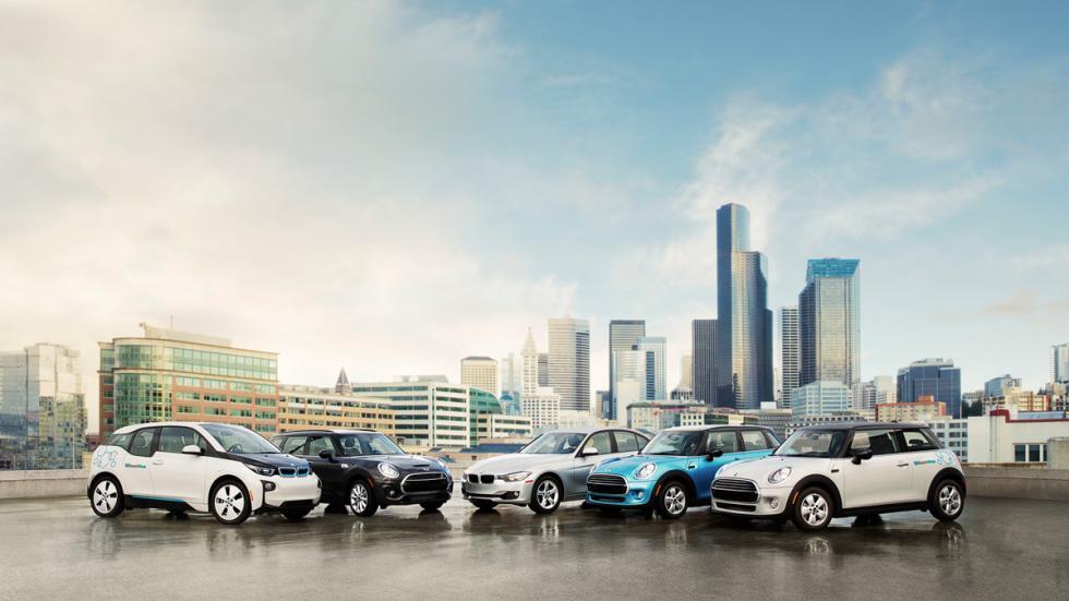BMW ReachNow
