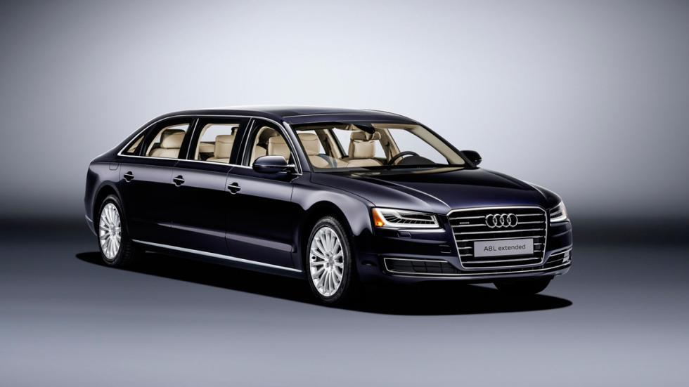 Audi A8 L de seis puertas