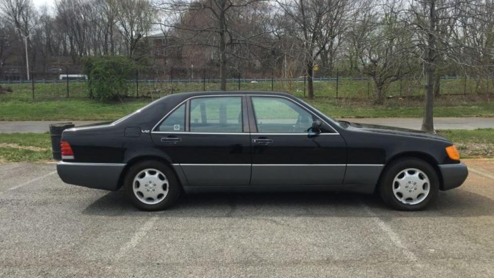 Venta Mercedes Clase S nuevos 1990 600SEL