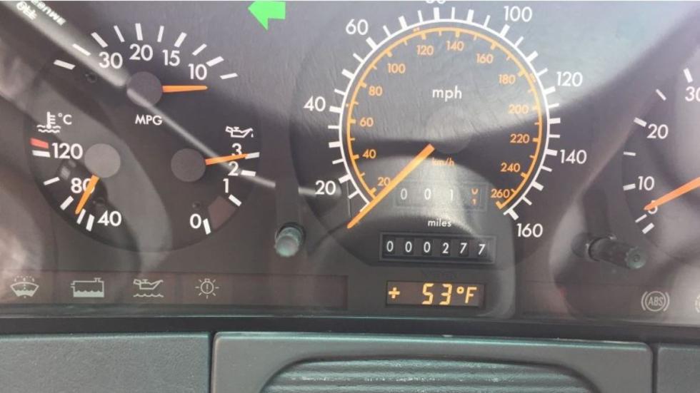Venta Mercedes Clase S nuevos 1990 400SE