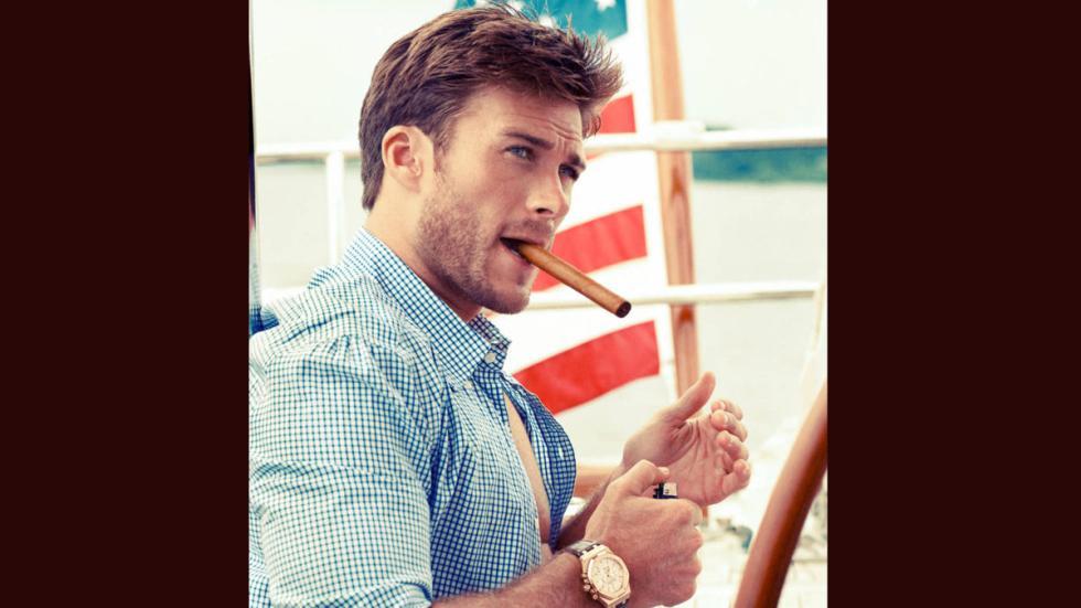 hijo de Clint Eastwood scott eastwood