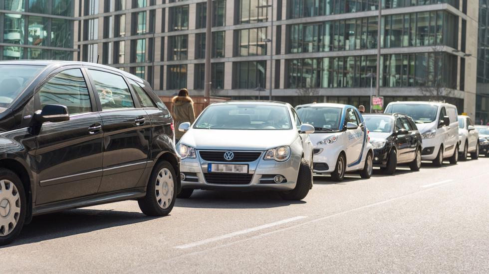 bosch automatizando busqueda aparcamiento