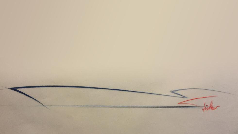 Boceto Concept Fisker 50