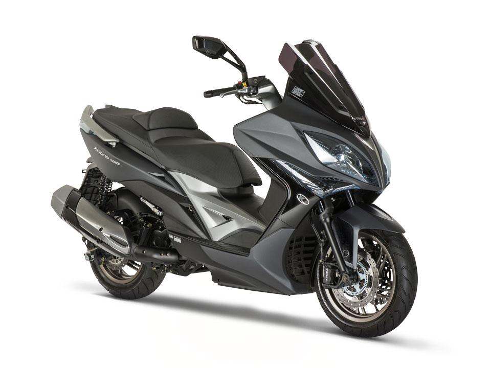 KYMCO-Xciting-400