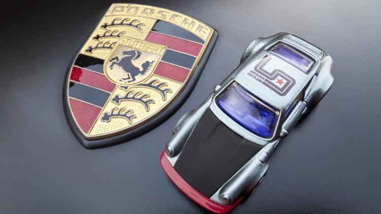 Porsche de Hot Wheels a Magnus Walker