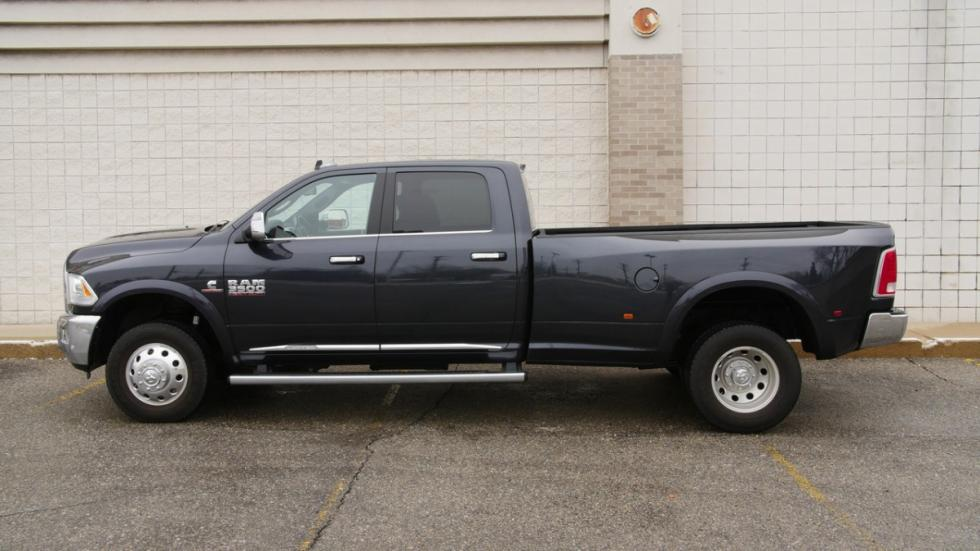 Ram 3500 Limited Sports