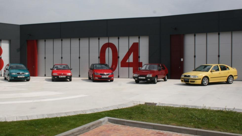 25-años-Skoda-Grupo-VW