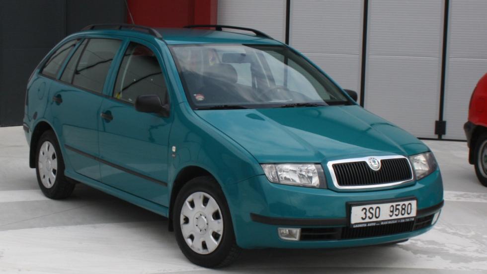 25-años-Skoda-Grupo-VW-Fabia-Combi