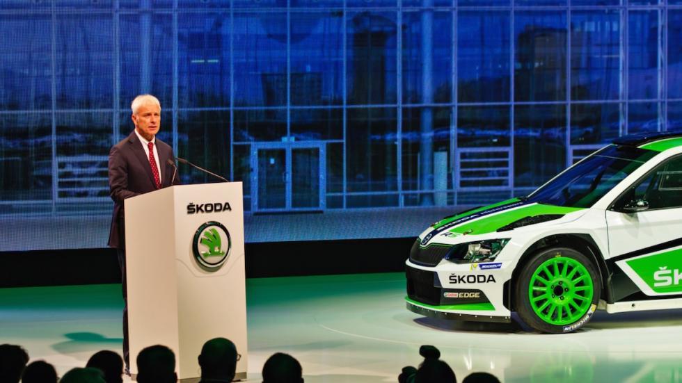 25-años-Skoda-Grupo-VW-Fabia-R5-Matthias-Müller