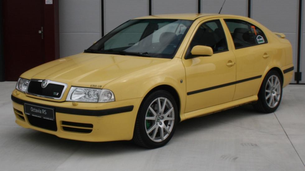 25-años-Skoda-Grupo-VW-Octavia