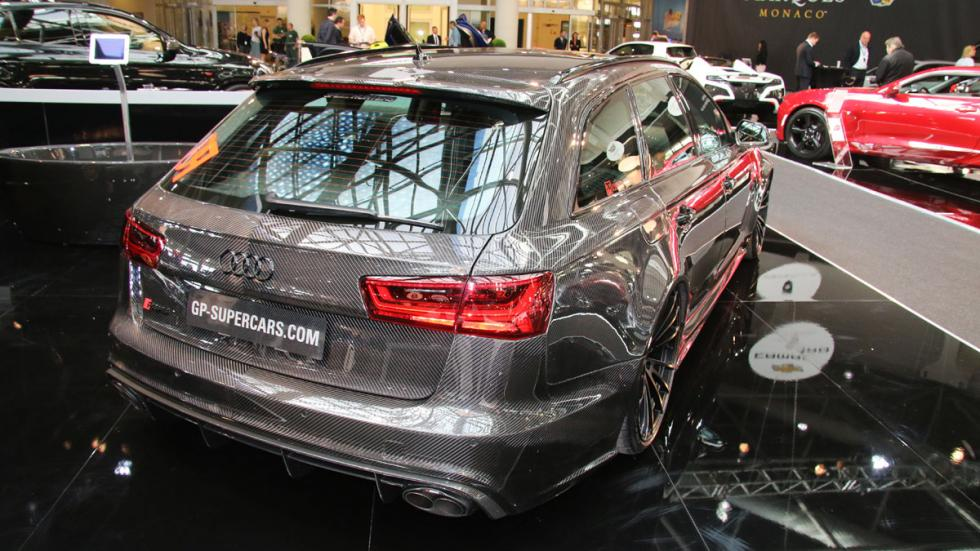 Top Marques 2016 Audi RS6 fibra carbono
