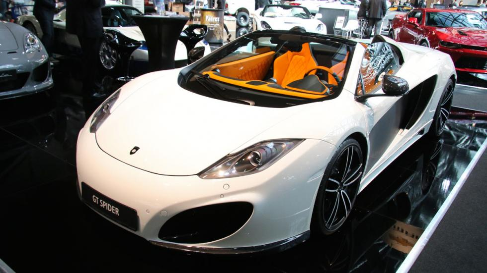 Top Marques 2016 gemballa mclaren