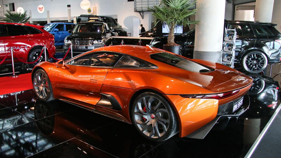 Top Marques 2016 jaguar c-x75