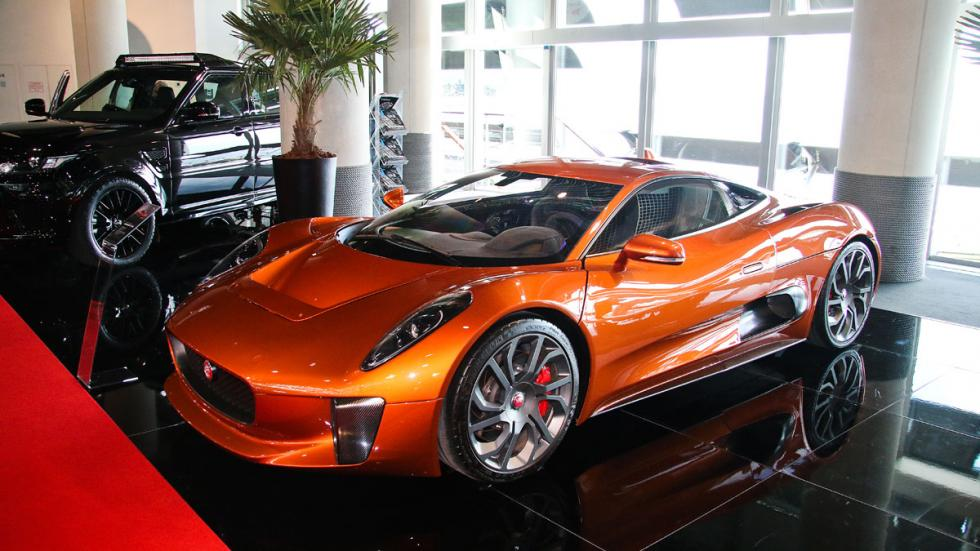 Top Marques 2016 jaguar cx75