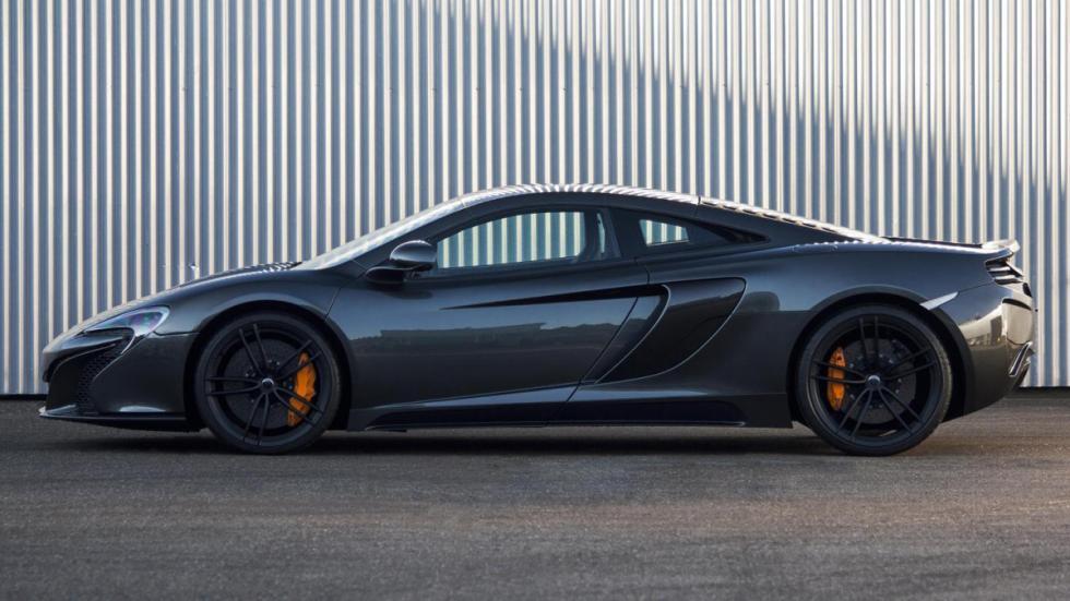 Gemballa GT McLaren 650S lateral