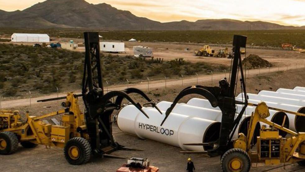 obras tunel hyperloop