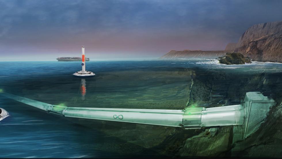 tunel hyperloop mar