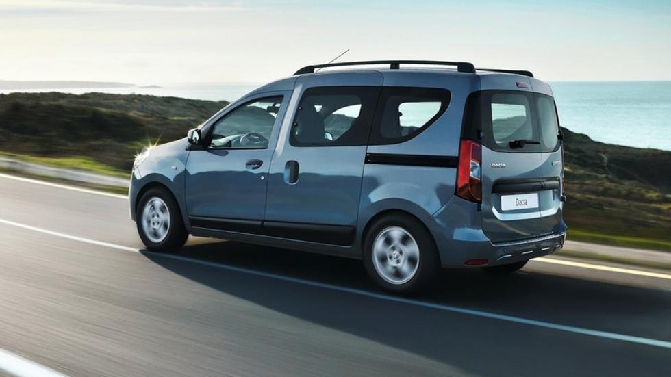 mejores-coches-llevar-perro-Dacia-Dokker-zaga