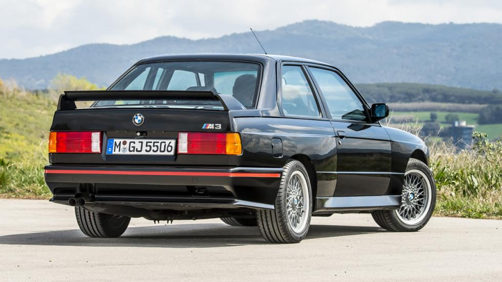 BMW M3 E30 Sport Evolution zaga