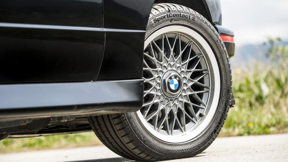 BMW M3 E30 Sport Evolution llanta