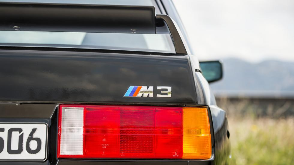 BMW M3 E30 Sport Evolution logo