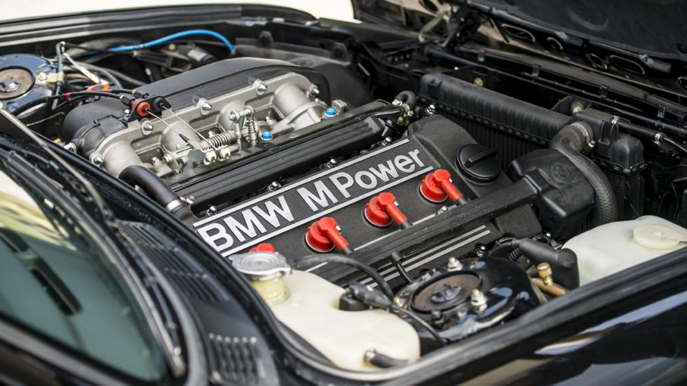 BMW M3 E30 Sport Evolution motor
