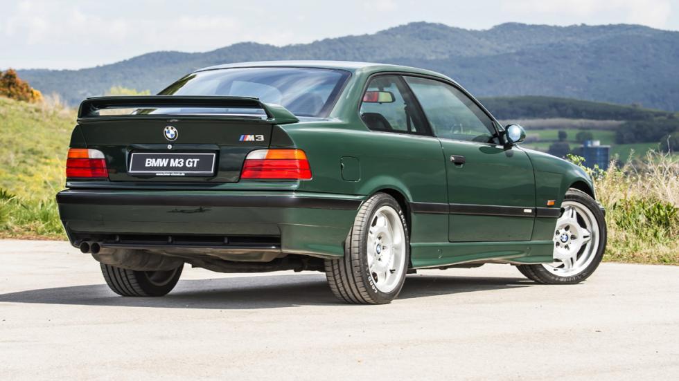 BMW M3 E36 GT zaga