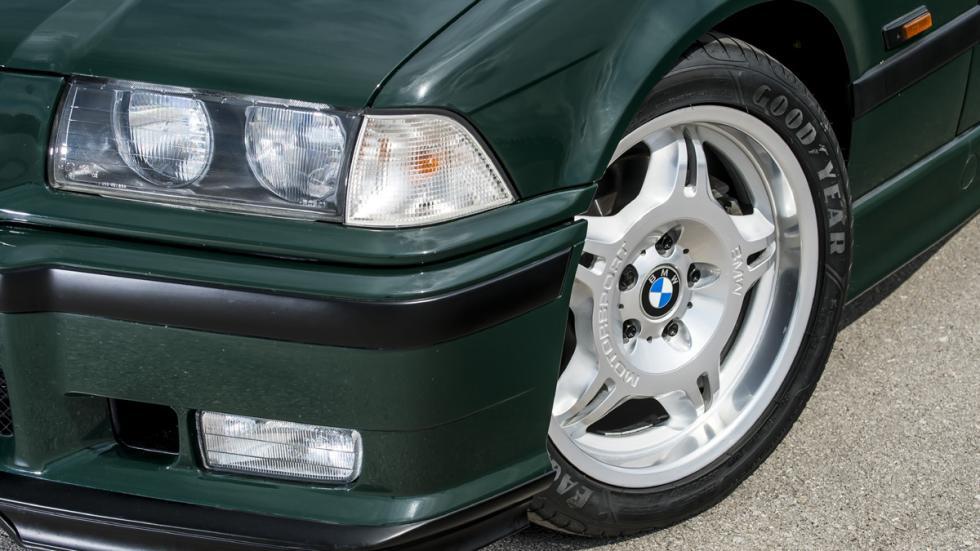 BMW M3 E36 GT llanta