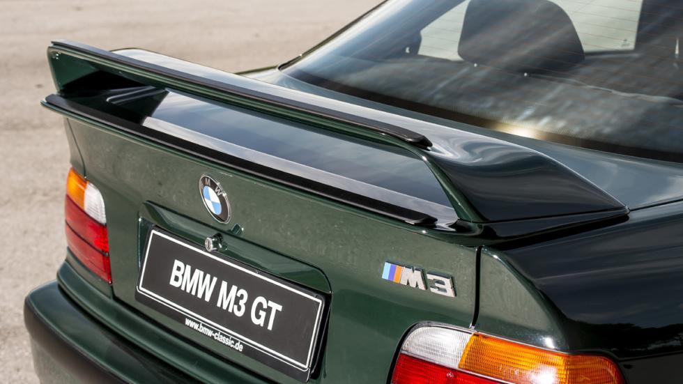 BMW M3 E36 GT alerón