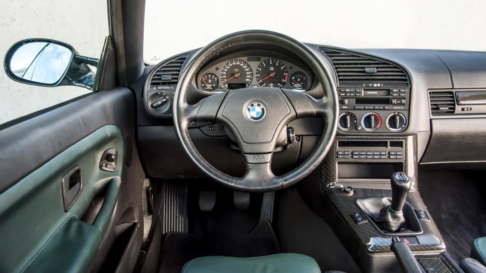 BMW M3 E36 GT interior