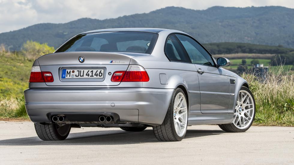 BMW M3 E46 CSL  zaga