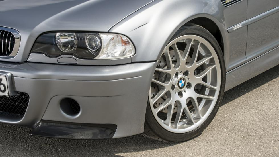 BMW M3 E46 CSL llanta