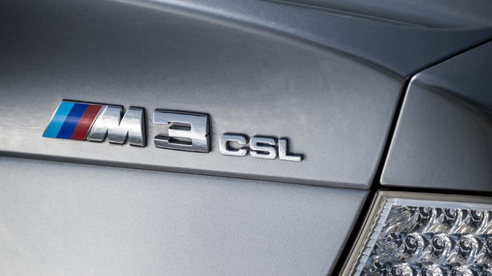 BMW M3 E46 CSL logo