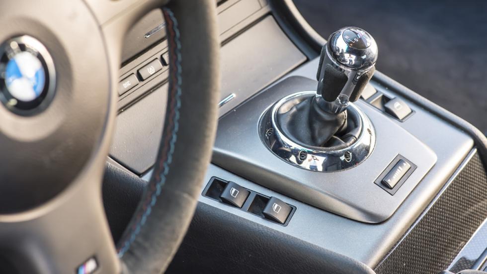 BMW M3 E46 CSL habitáculo